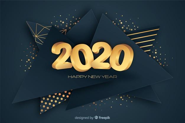 gouden-nieuwjaar-2020-concept_52683-27313